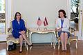 Flickr - Saeima - Solvita Āboltiņa tiekas ar ASV vēstnieci (1).jpg