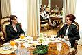 Flickr - Saeima - Solvita Āboltiņa tiekas ar Somijas vēstnieci.jpg