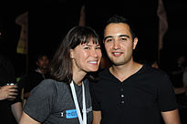 Flickr - Wikimedia Israel - Wikimania 2011 - Beach party (68).jpg
