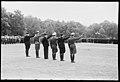 """Fo30141711140053 """"Reservebataljon Holmestrand paraderer for Quisling på Slottsplassen"""" 1942-06-14 (NTBs krigsarkiv, Riksarkivet).jpg"""