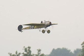 Jagdstaffel 9 - Fokker EIIIs were Jasta 9's original aircraft
