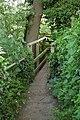 Footbridge at Westhorpe - geograph.org.uk - 852222.jpg