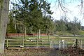 Footpath past Latimer Park Farm - geograph.org.uk - 1150455.jpg