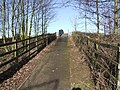Footpath to Priorslee - geograph.org.uk - 338766.jpg