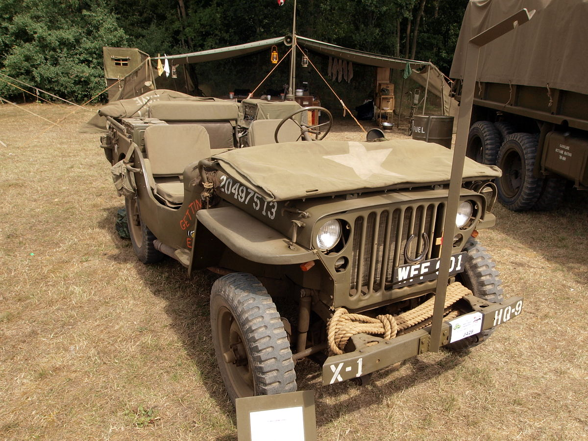 Wire Cutter Jeep Wikipedia