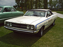 Ford Torino Pace Car Convertible