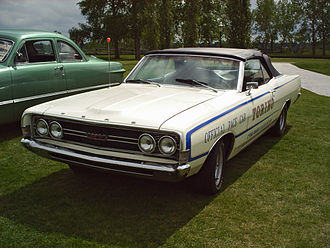 Ford Torino - 1968 Ford Torino Pace Car Convertible
