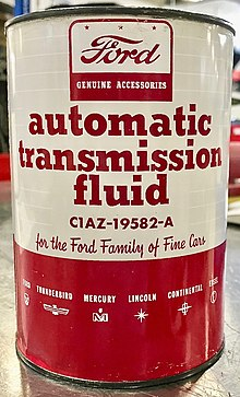 1993 ford f150 5 speed transmission fluid
