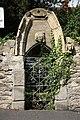 Former Vicarage gate - geograph.org.uk - 1439380.jpg