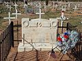 Fort McDowell Yavapai Nation--Ba Dah Mod Jo Cemetery-Carlos Montezuma grave-2.jpg