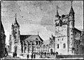 Foto van tekening kerk - Maastricht - 20147066 - RCE.jpg