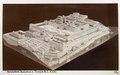 Fotografi från Jerusalem på modell av Salomons Tempel - Hallwylska museet - 104356.tif