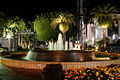 Fountain of Fame by night - Movie World.jpg