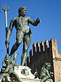 Fountain of Neptune Bologna detail.jpg