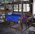 Four Post Loom in Weaver's Cottage - geograph.org.uk - 528758.jpg