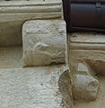 Fr Grand Saint-Libaire chapel Sculpted corbel 1.jpg