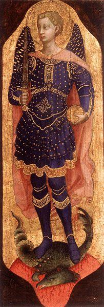 File:Fra Angelico - St Michael - WGA0450.jpg