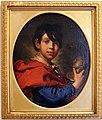 Fra galgario, ritratto di giovane in veste di scultore, 1730 circa.JPG