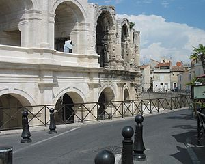 France Arles Arenes after restoration 2006.JPG
