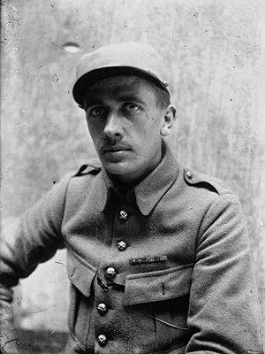 Francis Pélissier - Image: Francis Pelissier Paris Roubaix 1919