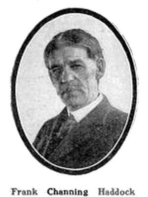 Frank Channing Haddock - Frank Channing Haddock 1914