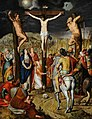 Frans Pourbus the elder (1545-1581) (style of) - The Crucifixion - 998401 - National Trust.jpg