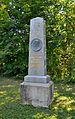 Franz Joseph I of Austria memorial, Gaweinstal 1908.jpg