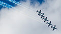 Frecce Tricolori NL Air Force Days (9288702031).jpg