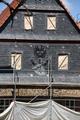 Freiensteinau Schloss Freiensteinau detail Slate ornament CoA s.png