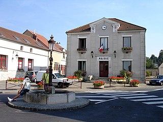 Frépillon Commune in Île-de-France, France