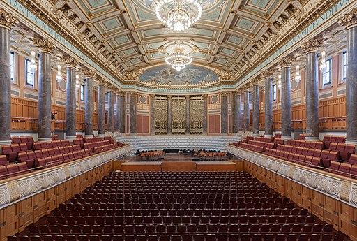 Friedrich-von-Thiersch-Saal Bühne