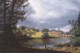 Frogner Manor by I. C. Dahl for Benjamin Wegner.jpg