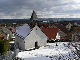 Fronreute Staig Kapelle 01