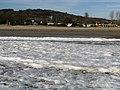 Frozen Surf on Blackpill Foreshore - geograph.org.uk - 1168813.jpg