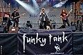 """Funky Tank - Zbyszek Bieniak, Piotr Trela, Michał Kłopocki, Andrzej """"Pierwiastek"""" Potęga.jpg"""