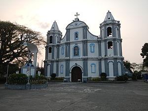 Namacpacan Church - Image: Fvf Luna Church Museum 8758 18