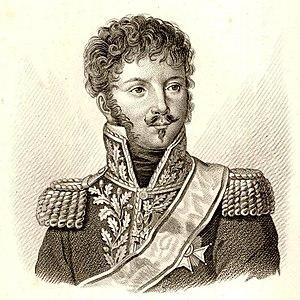 Charles Étienne de Ghigny - Louis Montbrun