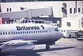G-BJCV Boeing 737-204 Adv Britannia Airways, Birmingham - International UK, August 1989. (5550695566).jpg