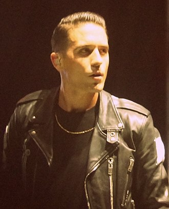 G-Eazy - G-Eazy performing at the Lollapalooza Music Festival in 2015