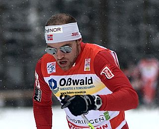 Tord Asle Gjerdalen Norwegian cross-country skier