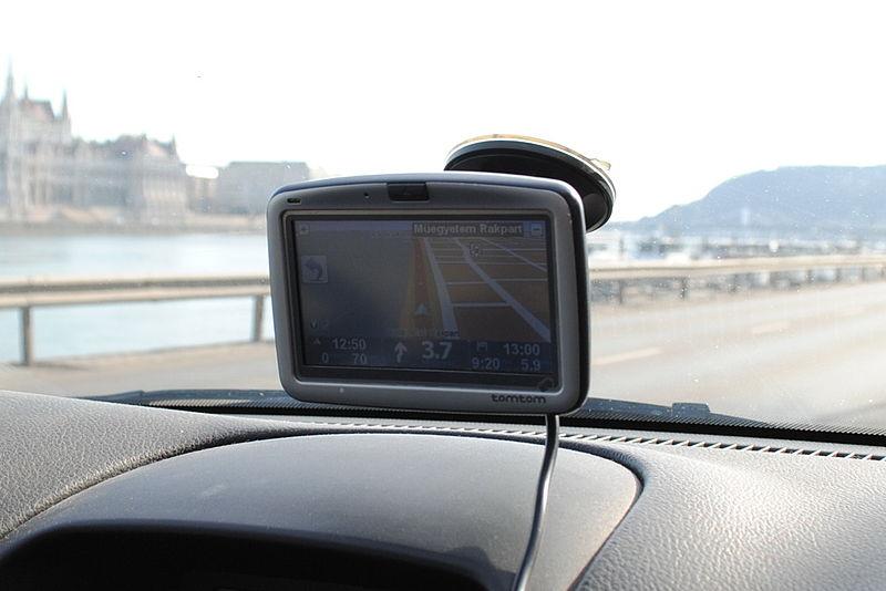 nawigacja samochodowa tomtom, parametry