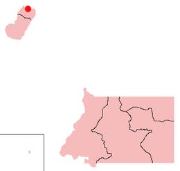 Malabo – Mappa