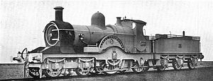 GWR Dean single 4-2-2 3050 Royal Sovereign (Howden, Boys' Book of Locomotives, 1907).jpg
