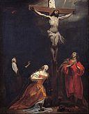 Gabriel Metsu - Crucifixion - Google Art Project.jpg