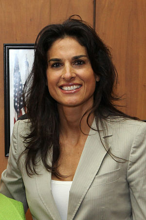 Gabriela Sabatini - Image: Gabriela Sabatini US Embassy in Argentina cropped
