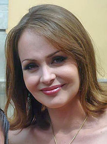 Gabriela Spanic - the hot, beautiful, sexy,  actress  with Croatian, Venezuelan,  roots in 2019
