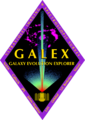 Galaxy Evolution Explorer insignia.png