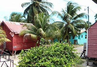 Gales Point Place in Belize District, Belize