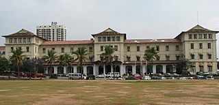 Galle Face Hotel Long Room