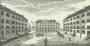 Gallowgate Barracks - Gallowgate Barracks